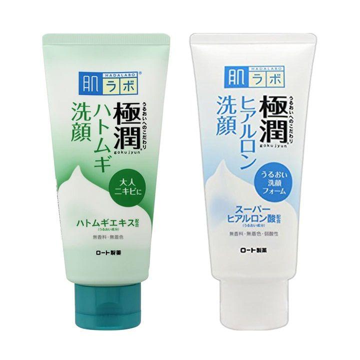 Sữa Rửa Mặt Hada Labo Gokujyun - Sữa Rửa Mặt Nhật