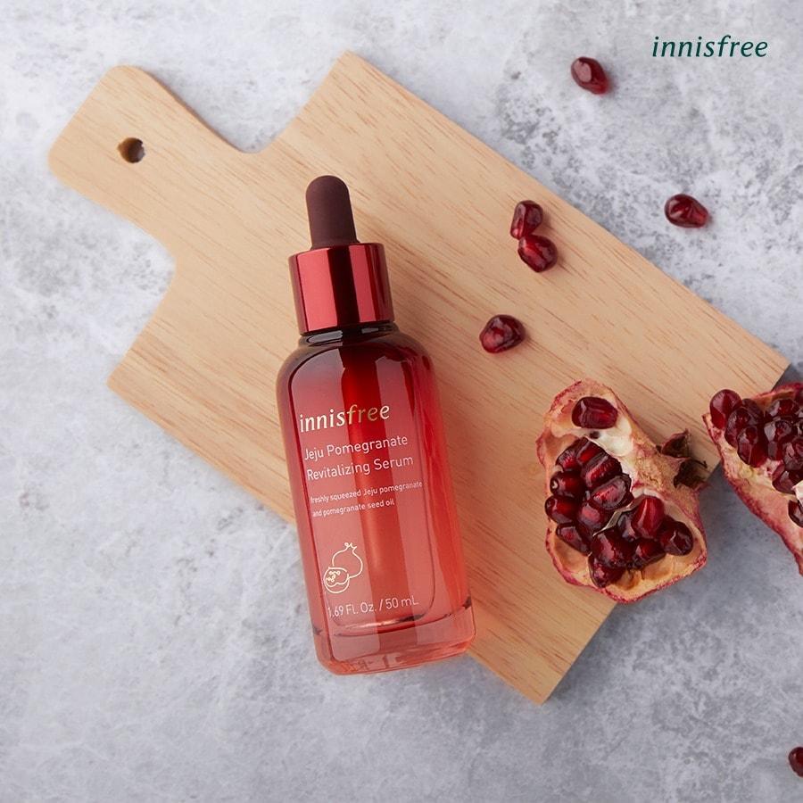 Innisfree Jeju Pomegranate Revitalizing Serum