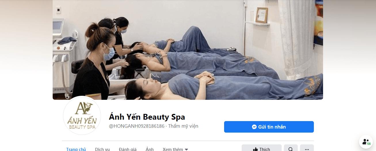 Ánh Yến Beauty Spa