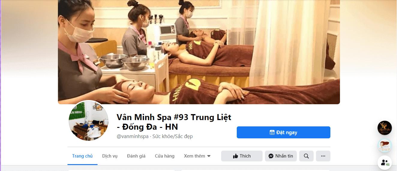 Vân Minh Spa