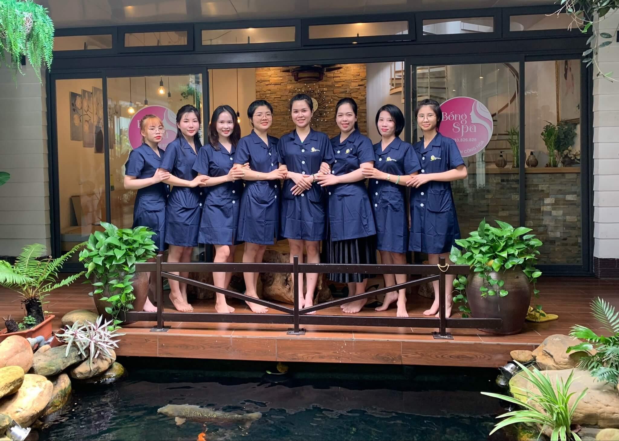 Spa Trị Mụn Hải Phòng