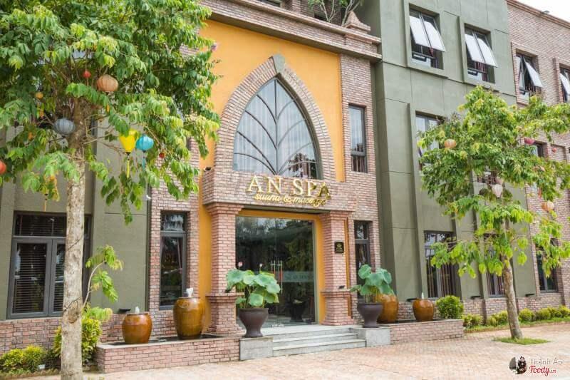 Tiệm Spa Tại Đà Nẵng