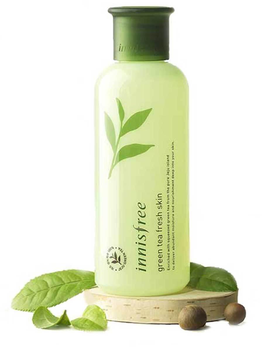 Innisfree Green Tea Fresh Skin