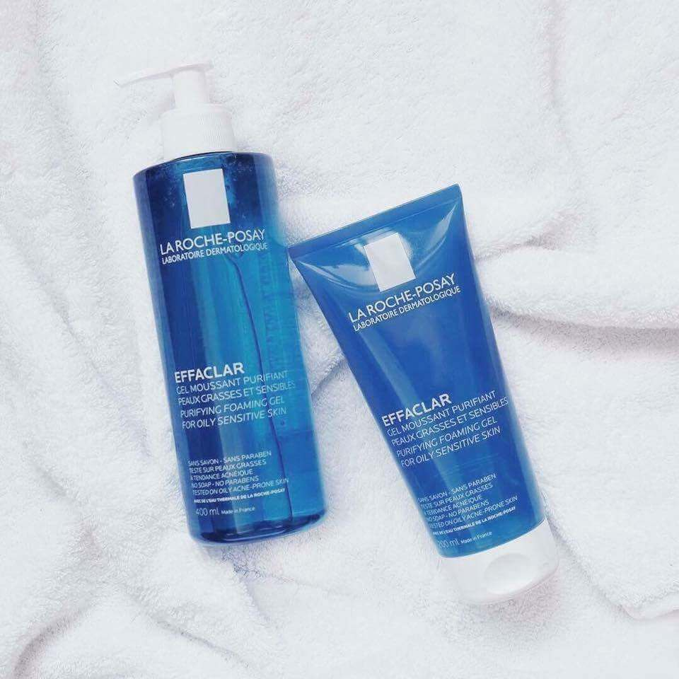 La Roche - Posay Effaclar Purifying Foaming Gel