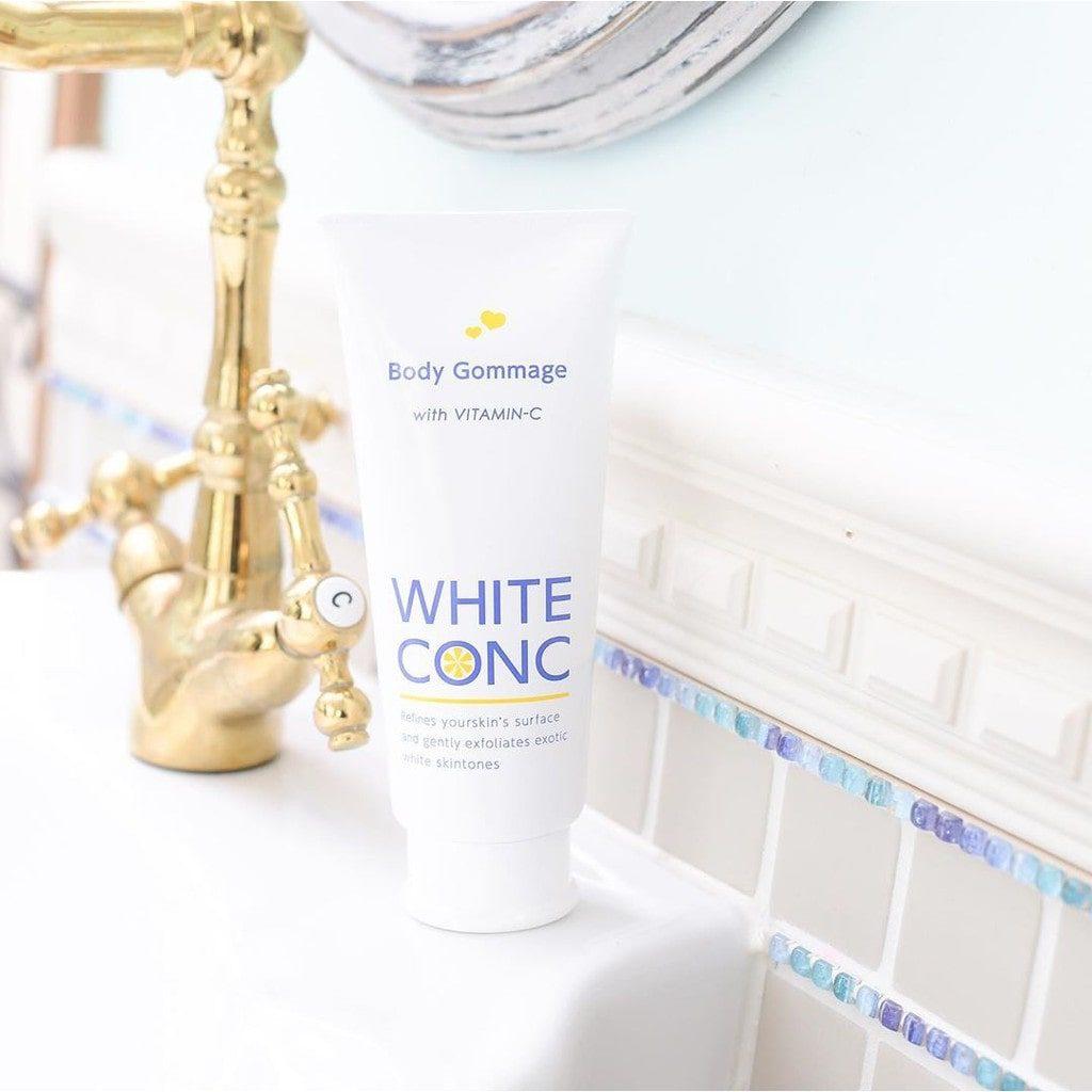 White Conc Body GC II