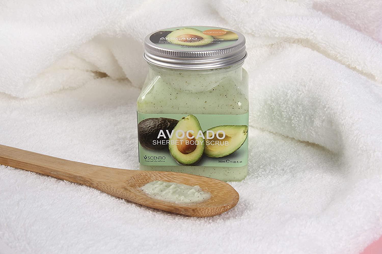 Scentio Avocado Body Scrub