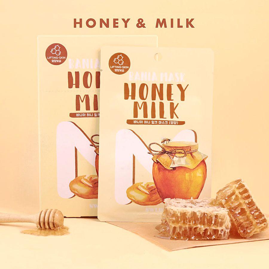 Bania Honey Milk Facial Mask