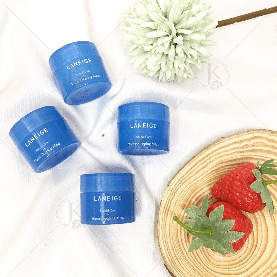 mặt nạ ngủ skin care