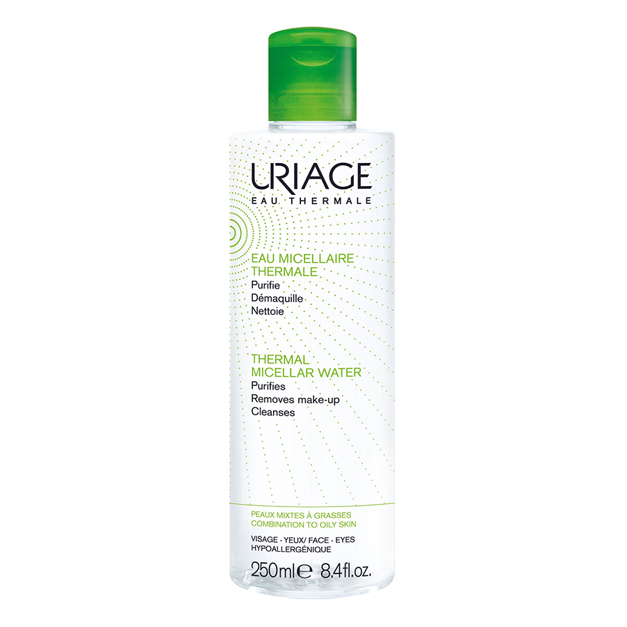 Uriage Eau Micellaire Thermale PMG