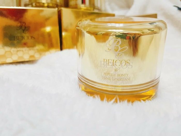 Beicos Peptide Honey Tone Up Cream 2X