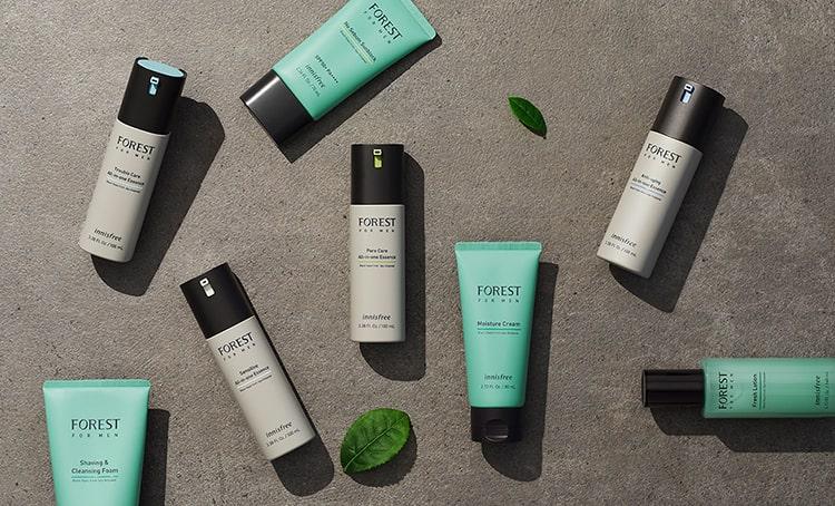 Innisfree Forest For Men Moisture Cream
