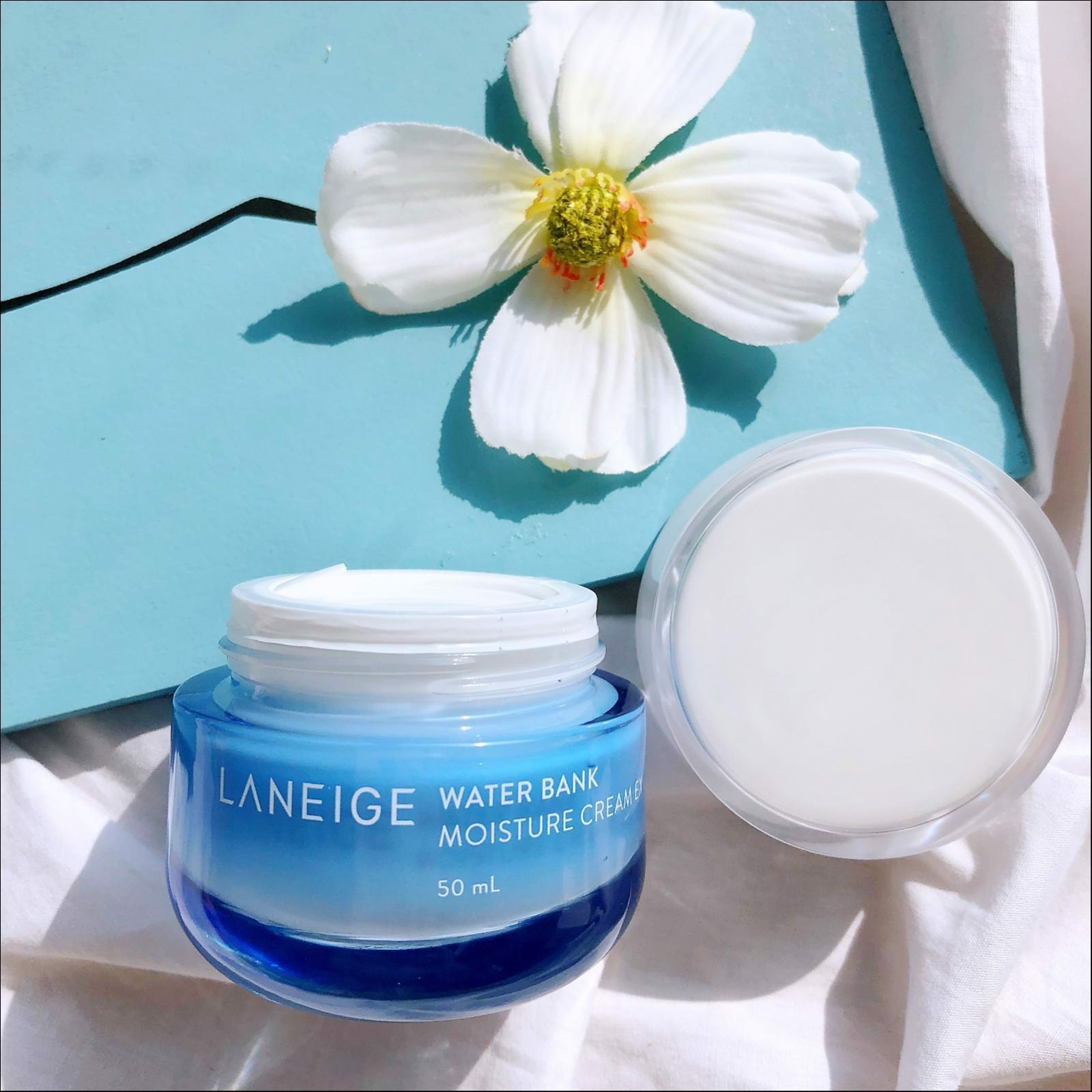 Kem Dưỡng Da Laneige Water Bank Moisture Cream EX