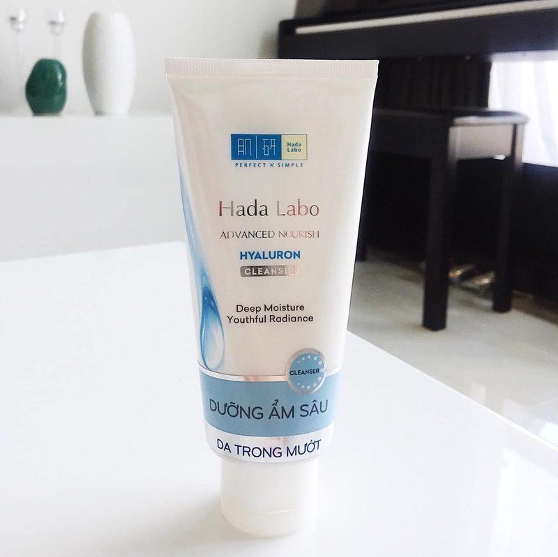 Hada Labo Advanced Nourish Cream Cleanser