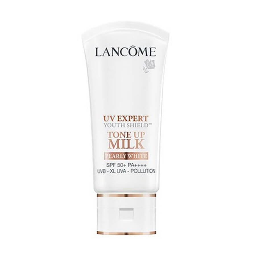 Kem Chống Nắng Lancome UV Tone Up Milk Pearly White