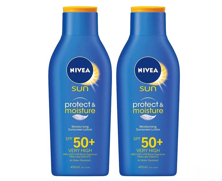 Kem Chống Nắng Nivea Sun Moisturising Collagen Protect