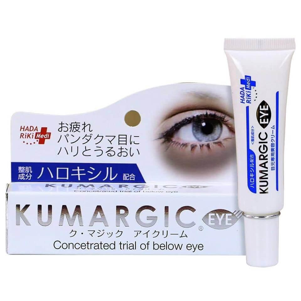 Kem trị thâm quầng mắt Kumargic Nhật Bản 20g