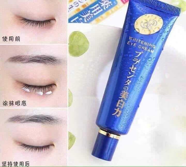 Kem Dưỡng Mắt Tốt Meishoku Whitening Eye Cream