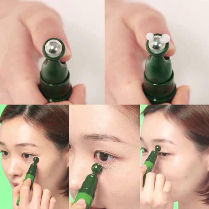 Thanh Lăn Innisfree Green Tea Seed Eye & Face Ball