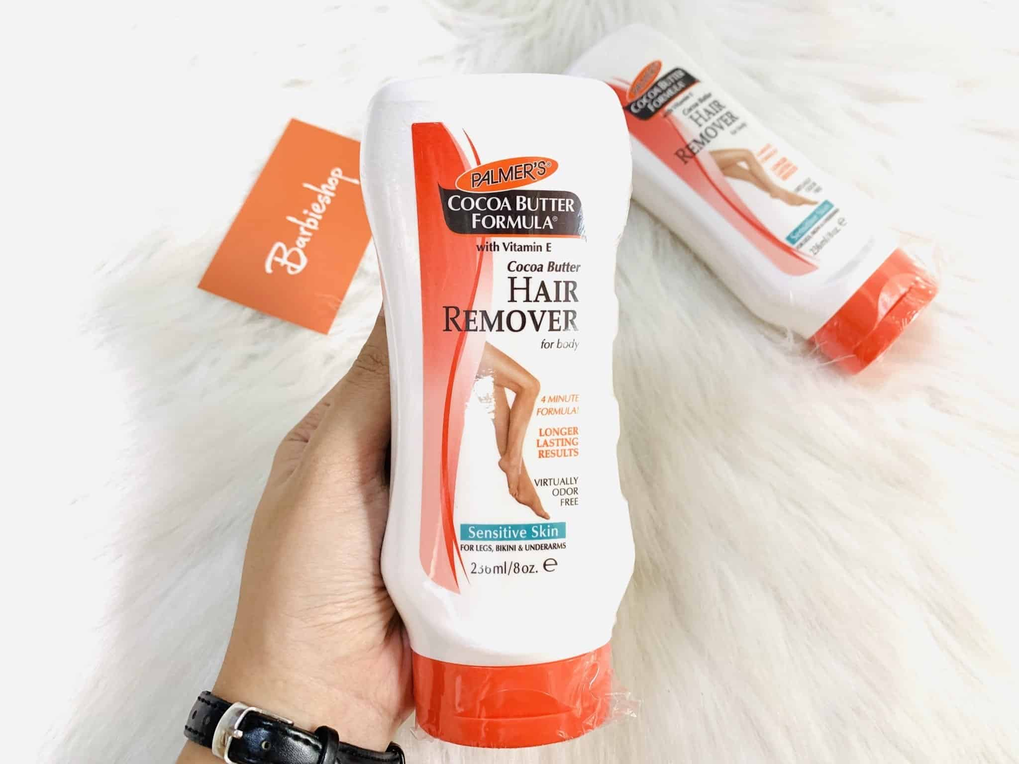 Nair Palmer's Cocoa Butter Hair Remover For Body