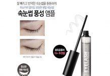 Dưỡng Mi Mắt Hàn Quốc