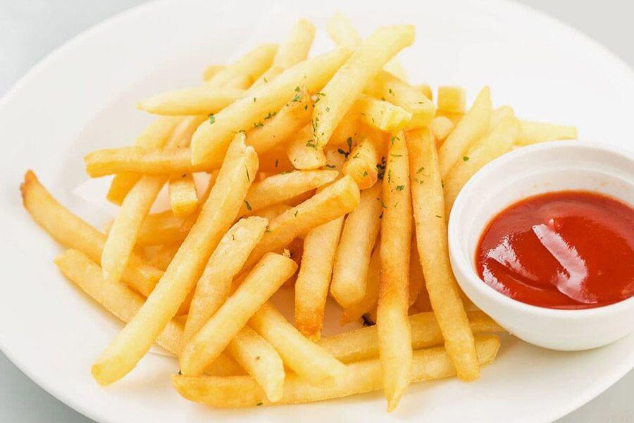 Cắt giảm đồ ăn gây tăng cân