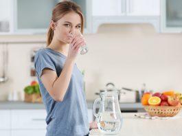 Uống Nước Trước Khi Ăn 30 Phút