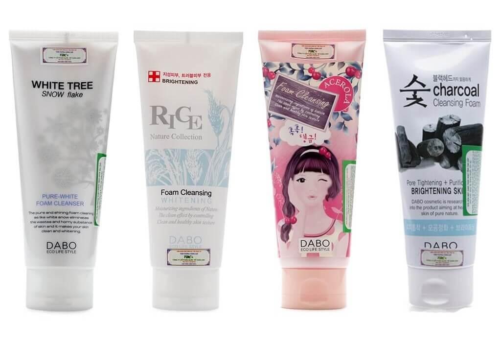 Sữa Rửa Mặt Cleansing Foam Hàn Quốc