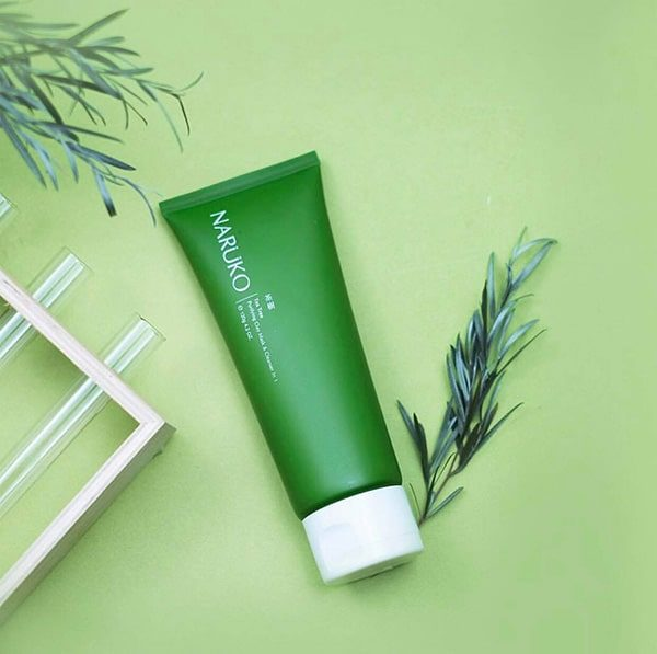 Naruko Tea Tree Purifying Clay Mask and Cleanser 2 In 1