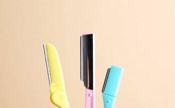 dao cạo lông mày nào tốt