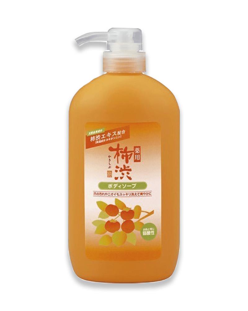 Sữa tắm dưỡng ẩm của Nhật chiết xuát quả hồng