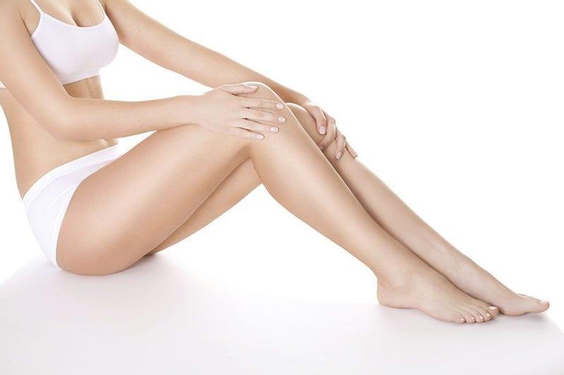 Tẩy lông dưỡng ẩm cho da